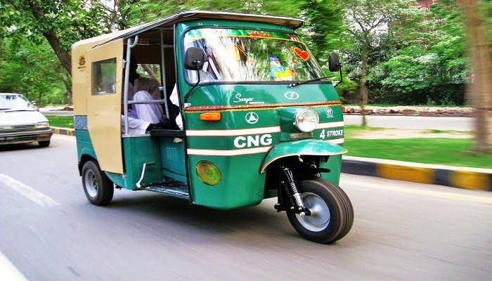 Photo of Pakistani Auto rickshaws market established in Japan
