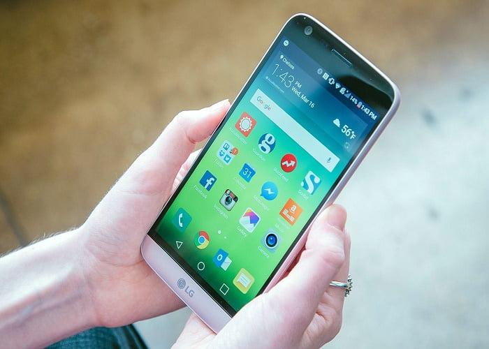 Top 10 smart phones 2017