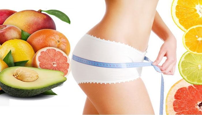 Top 10 best fruits to lose weight quickly