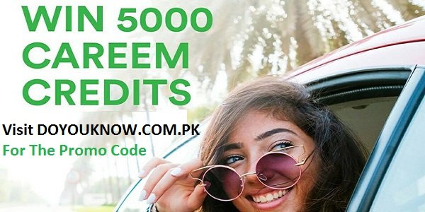 Photo of Win 5000 Careem Cab Credit From Just Few Rides