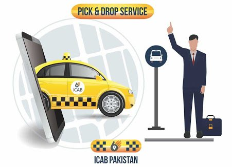 Photo of iCab Pakistan is a Transportation Service Which Consists of the Ignored Entities