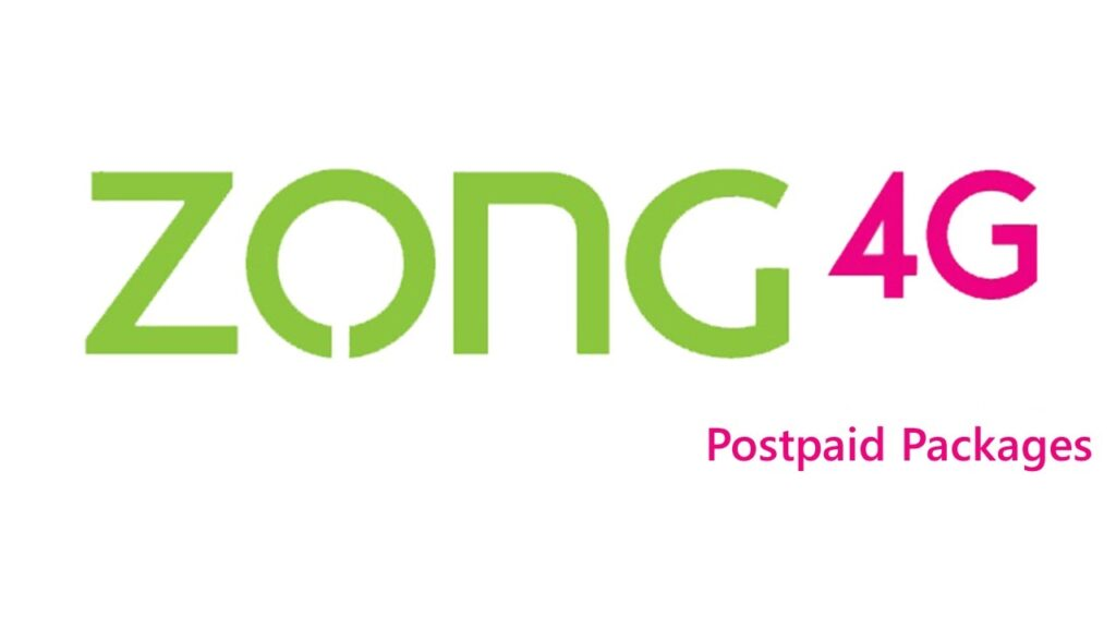 Zong Postpaid Packages