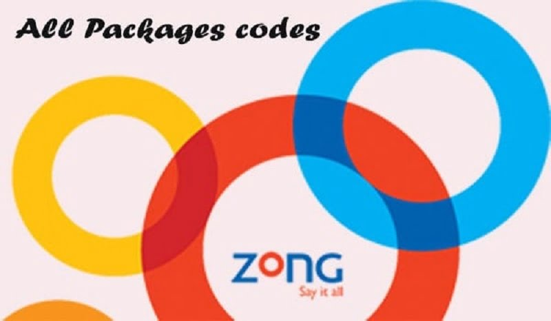 zong sim codes check remaining minutes sms mbs balance