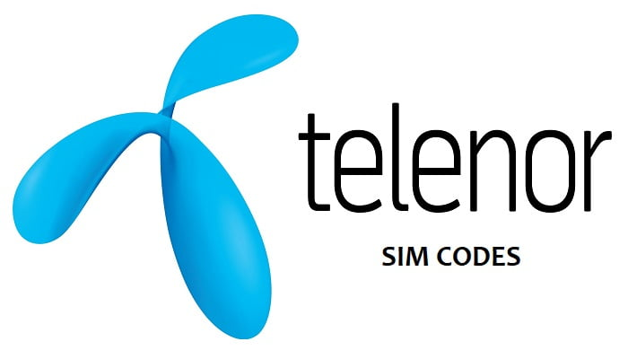Telenor sim codes