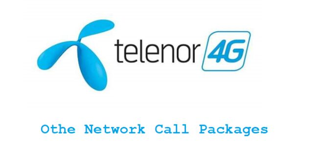 Telenor Other Network Call Packages telenor call packages