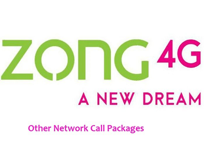 Zong Other Network Call Packages