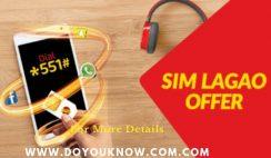 Latest Jazz Sim Lagao Offer