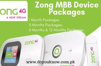 zong mbb device packages