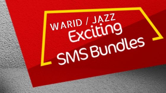 Photo of Latest Warid / Jazz SMS Packages 2021 [Updated]