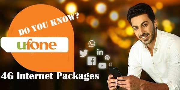 Photo of Ufone Internet Packages (Updated 2021)