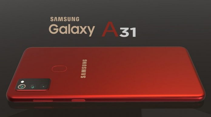 Samsung A31 Price in Pakistan & Specifications