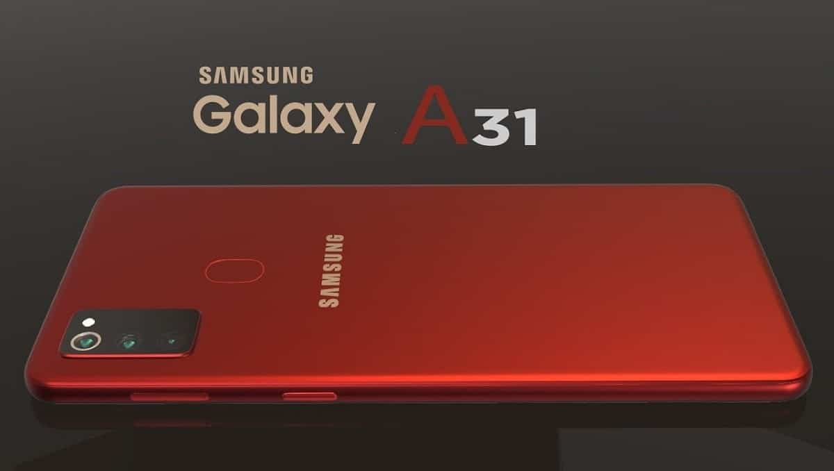 Photo of Samsung A31 Price in Pakistan & Specifications