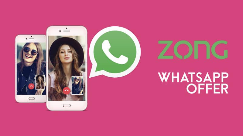 Photo of Zong Whatsapp Packages – Daily, Weekly & Monthly