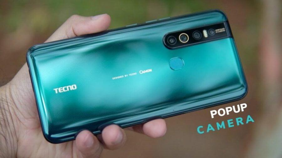 Photo of Tecno Camon 15 Pro Price in Pakistan