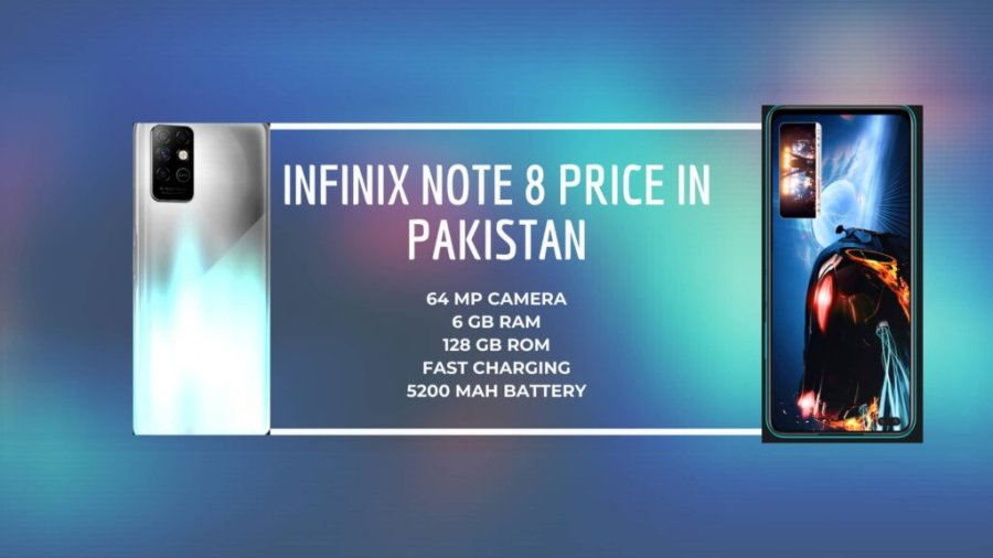 Infinix Note 8 Price in Pakistan