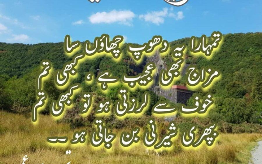 Zeenia Hayat by Umm Umair